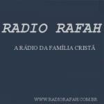 Logo da emissora Rádio Rafah