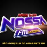 Logo da emissora Rádio Nossa FM Jardins