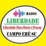 Logo da emissora Rádio Liberdade Campo Erê
