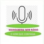 Logo da emissora Mangabeira Web Rádio