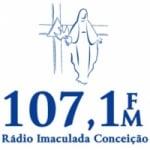 Logo da emissora Rádio Imaculada Conceição 107.1 FM