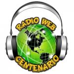 Logo da emissora Rádio Web Centenário