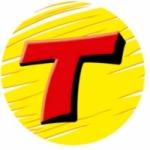 Logo da emissora Rádio Transamérica 95.1 FM