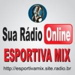 Logo da emissora Rádio Esportiva Mix