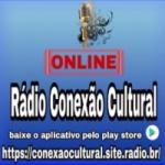Logo da emissora Rádio Conexão cultural