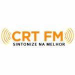 Logo da emissora Rádio CRT.fm
