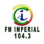 Logo da emissora Radio Imperial 104.3 FM