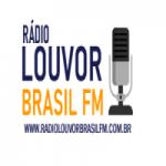 Logo da emissora Rádio Louvor Brasil FM