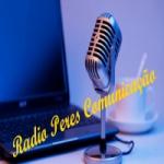 Logo da emissora Rádio Peres Comunicação