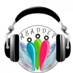 Logo da emissora Rádio Asaddep