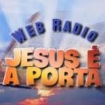 Logo da emissora Web Rádio Jesus É A Porta