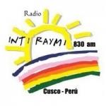 Logo da emissora Radio Intiraymi 830 AM