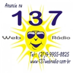 Logo da emissora 137 Web Rádio