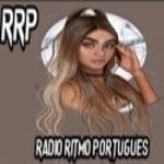 Logo da emissora Radio Ritmo Portugues