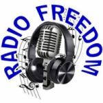 Logo da emissora Rádio Freedom FM