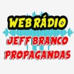 Logo da emissora Rádio Jeff Branco