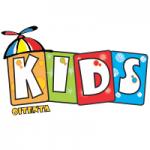 Logo da emissora Kids 80