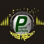 Logo da emissora Página Perfeita Web Rádio
