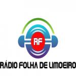 Logo da emissora Rádio Folha de Limoeiro