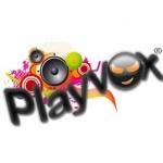 Logo da emissora Webrádio Playvox