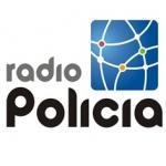 Logo da emissora Rádio Polícia