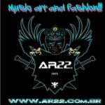 Logo da emissora Rádio AR 22