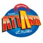 Logo da emissora Rádio Atlanta