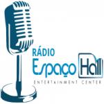 Logo da emissora Rádio Espaço Hall
