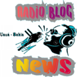 Logo da emissora Rádio Blog News