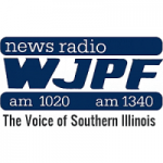 Logo da emissora Radio WJPF 1340 AM