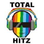 Logo da emissora Rádio Total Hitz