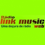 Logo da emissora Rádio Link Music Web