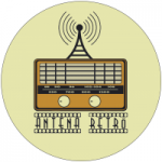 Logo da emissora Web Rádio Antena Retrô