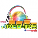 Logo da emissora Rádio Arco Íris