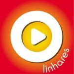 Logo da emissora Rádio Litoral 104.3 FM