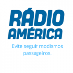 Logo da emissora Rádio América