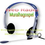 Logo da emissora Rádio Web Muralha Gospel