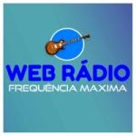 Logo da emissora Rádio Frequência Máxima