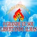Logo da emissora Web Rádio Libertando Almas