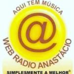 Logo da emissora Rádio Anastácio