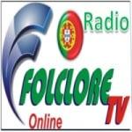 Logo da emissora Radio TV Folclore