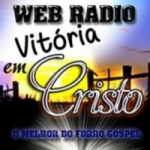 Logo da emissora Web Rádio Vitória em Cristo
