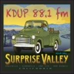 Logo da emissora Radio KDUP 88.1 FM