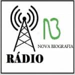 Logo da emissora Rádio Nova Biografia