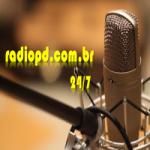 Logo da emissora Rádio PD 24/7