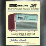 Logo da emissora Radio Seeburg 1000
