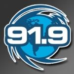Logo da emissora Rádio Água Viva 91.9 FM