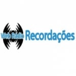 Logo da emissora Web Rádio Recordações