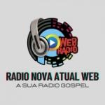 Logo da emissora Rádio Nova Atual Web