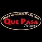 Logo da emissora Radio WKJR Que Pasa 1460 AM